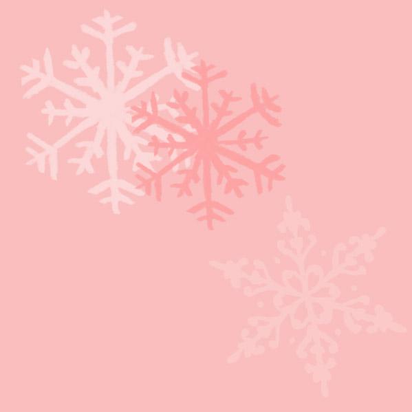 Snowflake_pink