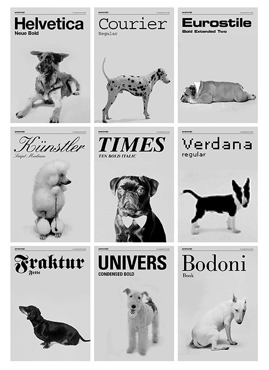 If-fonts-were-dogs