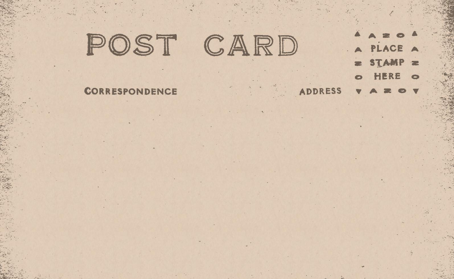Antique Plum - Vintage Postcards  Ephemera